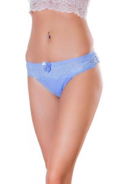 Трусы женские, артикул: HL33125, цвет - голубой