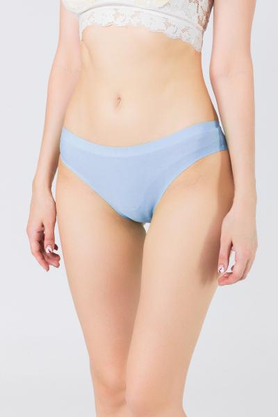 Трусы женские, артикул: BR3052, цвет - голубой