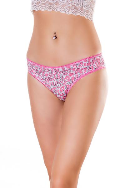 Трусы женские, артикул: LR6366, цвет - розовый