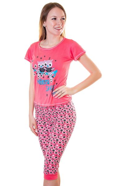 Пижама, артикул: XP1831, цвет - розовый