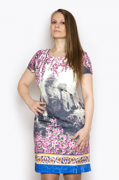 Платье, арт.KL0677