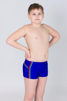Плавки для мальчиков, цвет - синий