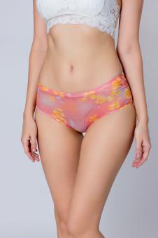 Трусы женские, цвет - персиковый
