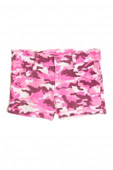 Шорты для девочки, цвет - розовый