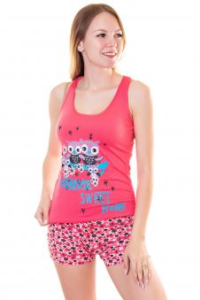 Пижама, цвет - расцветки в ас.