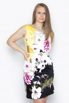 Платье, цвет - многоцветный