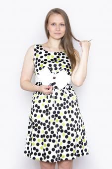 Платье, цвет - салатовый