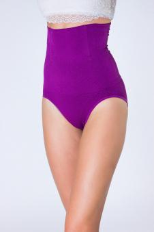 Корректирующее белье, цвет - фиолетовый